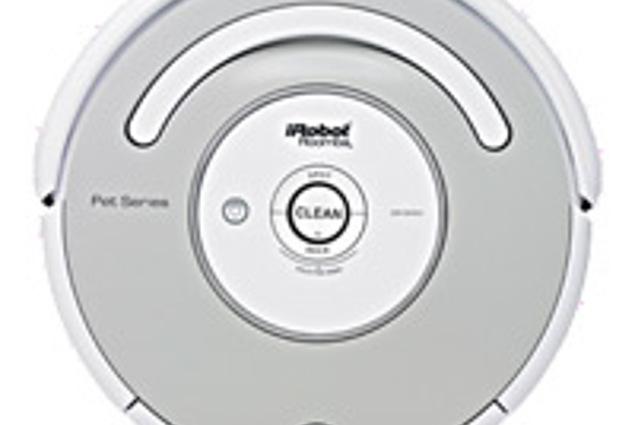 ربات جاروبرقی IRobot Irobot Roomba 532 حیوان خانگی نظرات