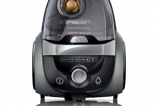 Putekļu sūcējs ar ciklona filtru Philips Power Pro Active FC8631 / 01 Atsauksmes