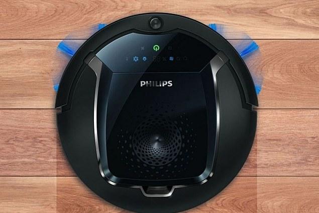 Правосмукалка за роботи Philips FC 8710/01 Коментарите