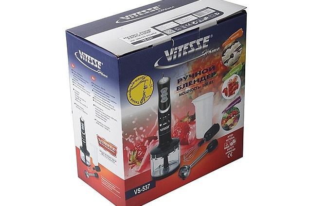 Blender ręczny Vitesse VS-537 Komentarze