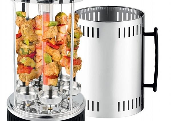 Tooted köögi-SCARLETT Elektriline шашлычница SC-KG22601 Arvustused