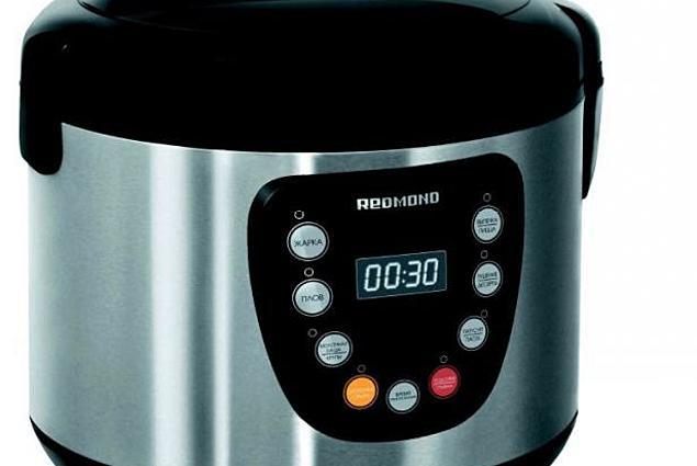 Multicooker Redmond RMC-M4515 Comentários