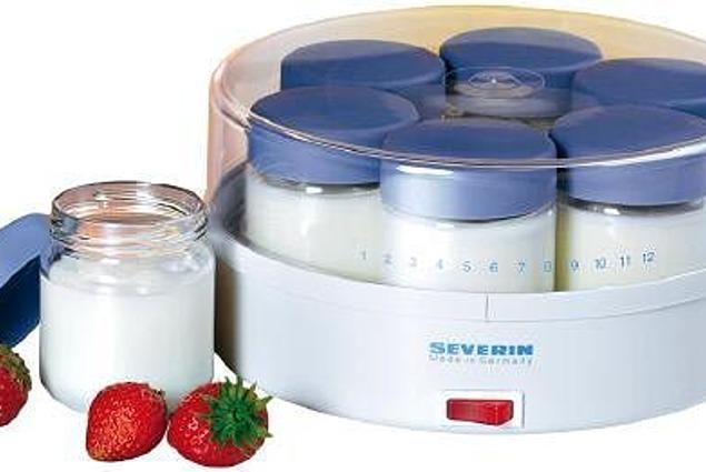 Producent jogurtów Severin JG 3516 Komentarze