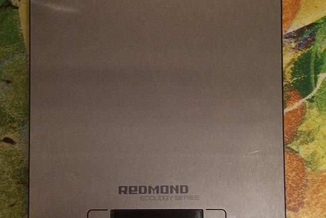 キッチンスケールレドモンドRS-M723 レビュー