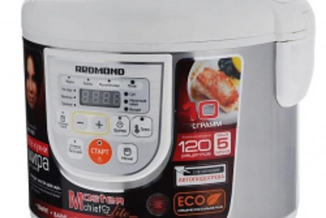 Multivarka Redmond RMC-M22 Recensioner