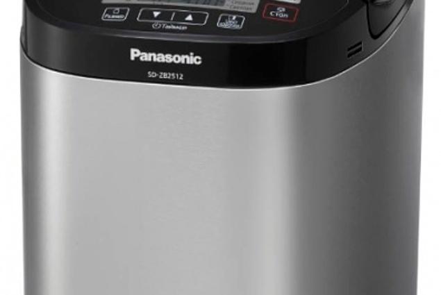 Prodhuesi i bukës Panasonic SD-ZB2512KTS Komente