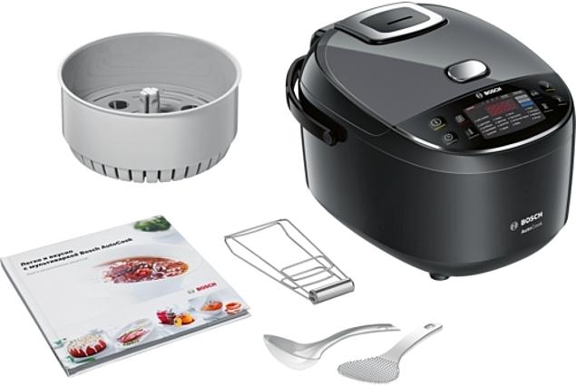 Slow cooker BOSCH AutoCook MUC22B42RU Reviews