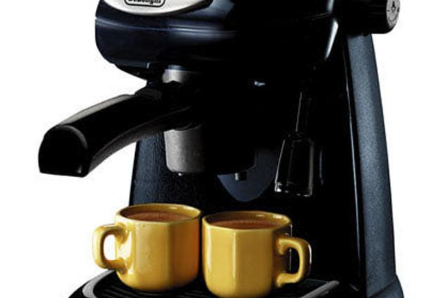 Ekspres do kawy Delonghi EC 7 Komentarze