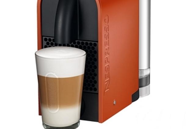 Máy pha cà phê Delonghi Capsule Máy pha cà phê Nespresso De Longhi EN110.O Orange Đánh giá