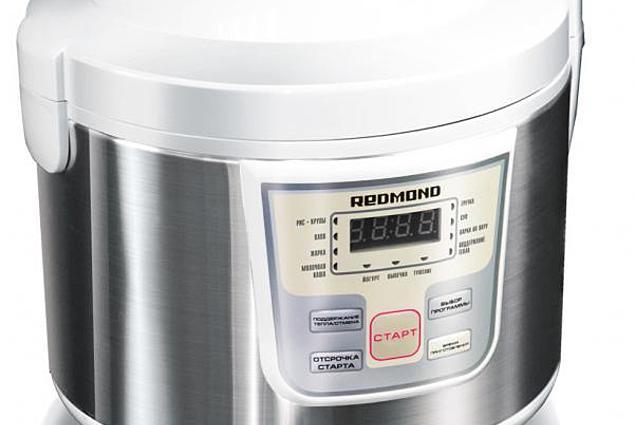Multicooker Redmond RMC-M11 Yorumları