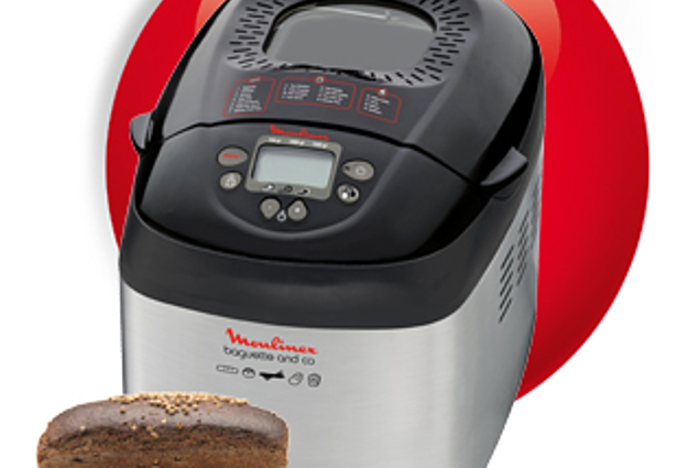 Pekárnička chleba MOULINEX BAGUETTE A CO OW600230 Recenzie