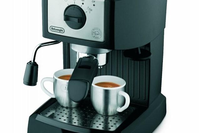 Μηχανή καφέ Delonghi EC 155 Κριτικές