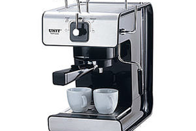 Kaffeemaschine UCM Unit-870 Bewertungen