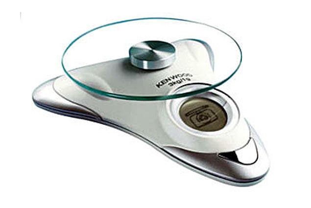 Kuchynské váhy Kenwood DS 700  Recenzie