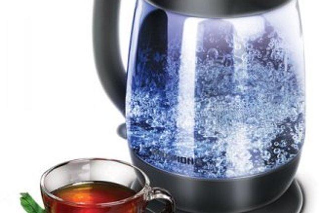 Elektronikong kettle nga si Redmond RK-G152 Reviews