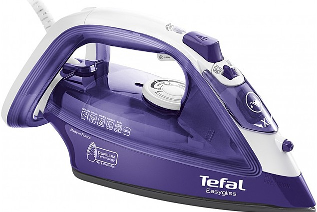 Iron Tefal Easygliss FV3930 Reviews