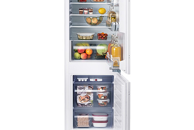 Duha ka lawak nga refrigerator IKEA Built-in Ikea ROCKELL Reviews