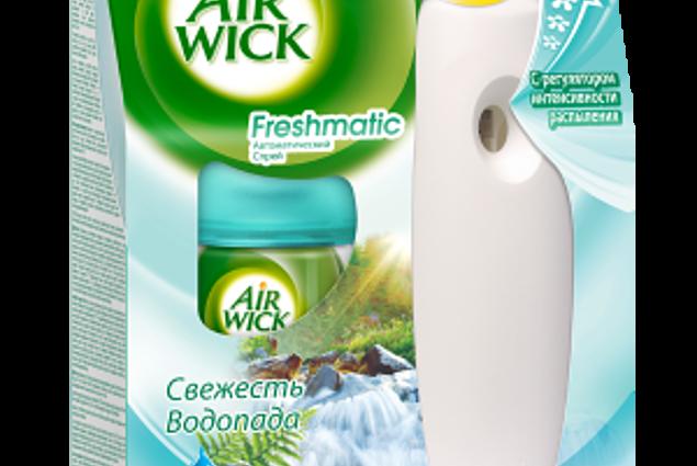 Luftrenser AirWick Freshmatic automatisk Anmeldelser