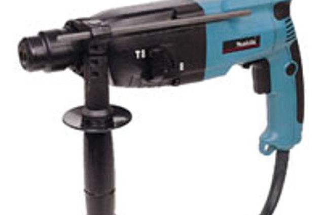 Hammer Makita HR 2450 Ulasan