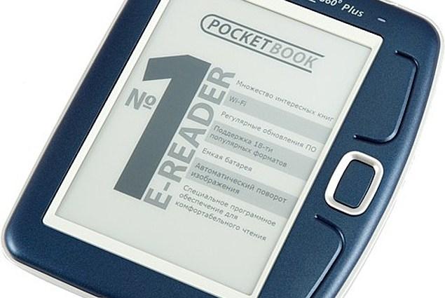 Livre électronique PocketBook 360 Plus  Commentaires