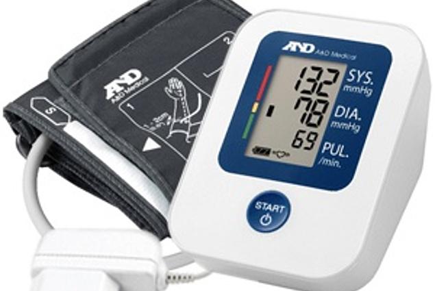 מוניטור, לחץ דם A&D רפואי UA-888 עם מתאם AC חוות דעת