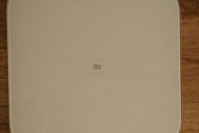 Xiaomi Mi skalaer Smart Skala Anmeldelser