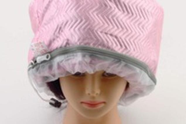 כובע תרמי Aliexpress חשמלי שיער טיפול תרמי היופי קיטור ספא מזינה לשיער, כובע הסיטוניים חוות דעת