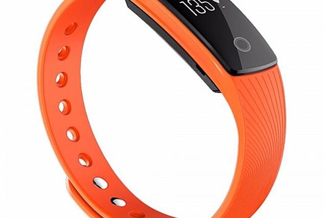 Fitness-Bändchen Aliexpress Bluetooth 4.0 Makibes D107 BT4-0 Smart Bracelet Heart Pulser Rate Monitor Sports Fitness Tracker for Perséinlech iOS Stëmmen
