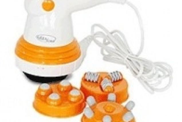 Anti-celulit hujšanje massager Gezatone BodyShaper AMG120 Ocene