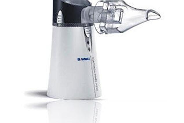 Nébuliseur Inhalateur B.Well WN-114 Commentaires