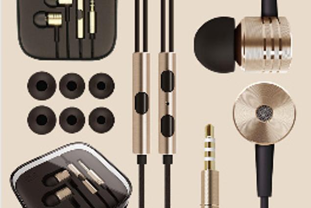 ヘッドフォンAliexpress最高品質100%新しいXIAOMIピストンイヤホンヘッドフォンヘッドセットホワイト、ゴールド、マイク付きMI2 MI2S MI2A Mi1S電話 レビュー