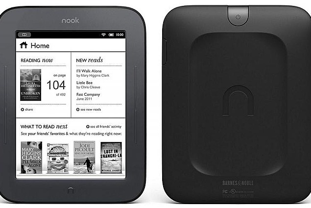 Barnes & Noble Nook Simple Touch E-book Reviews