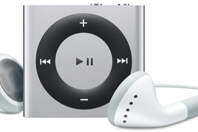 Reproductor MP3 Apple iPod shuffle Comentarios