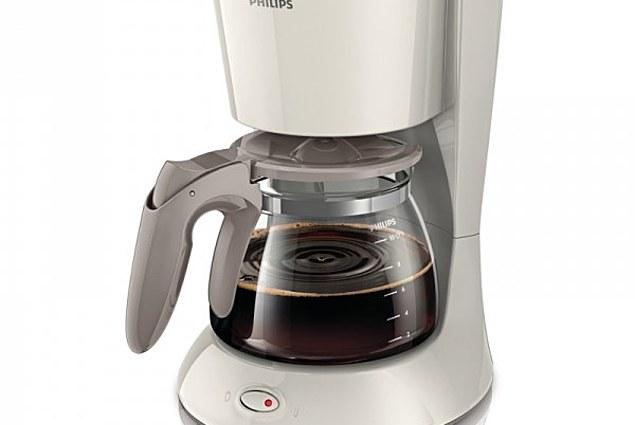 Philips kávovar HD7447/00 Denný Zber Recenzie