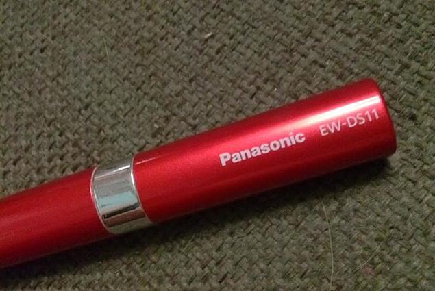Elektrický zubní kartáček Panasonic EW-DS11 Recenze