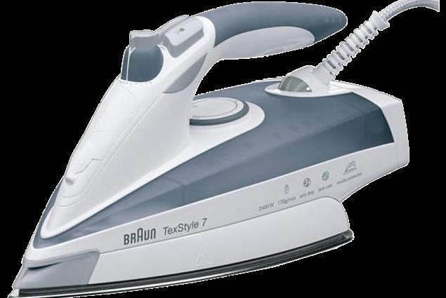 Iron Braun TexStyle 7 TS 785 STP نظرات