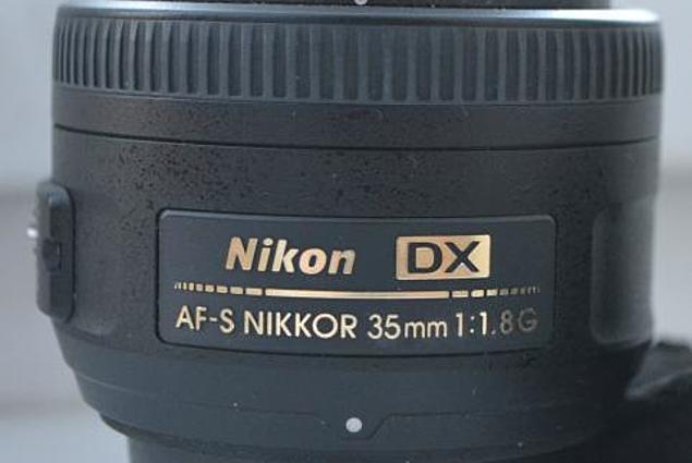 Nikon 35mm f / 1.8G AF-S DX Nikkor-objektiv Recensioner
