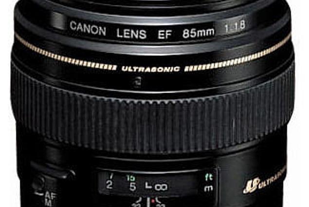Canon objektiv EF 85 f/1.8 USM Recensioner
