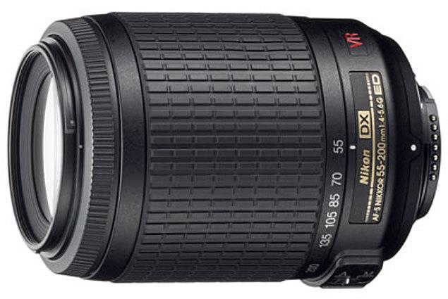 Nikon 55-200mm f/4-5.6 G AF-S DX VR IF-ED (Zoom-Nikkor Arvustused