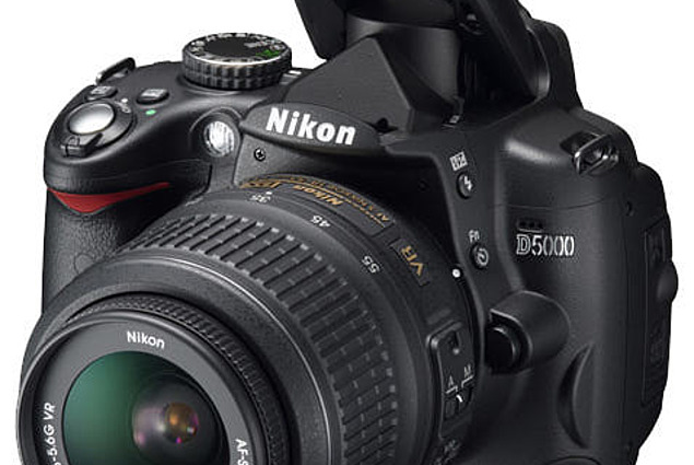 Nikon D5000 Arviot