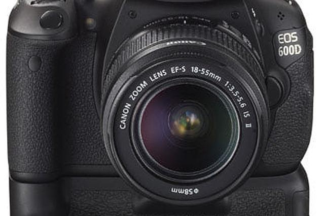 Canon EOS 600D Đánh giá