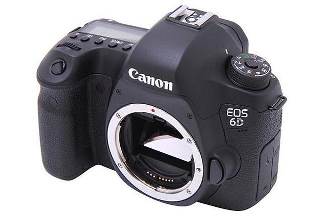 Canon EOS 6D نظرات