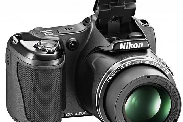 Nikon Coolpix L820 მიმოხილვა