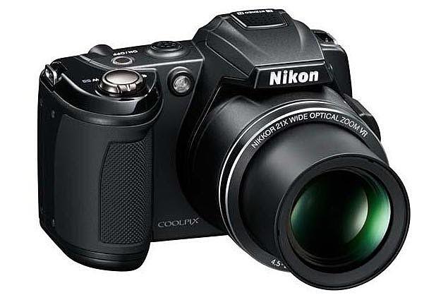 Nikon Coolpix L120 समीक्षा
