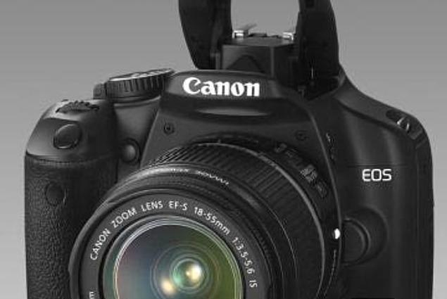 Canon EOS 450 D მიმოხილვა