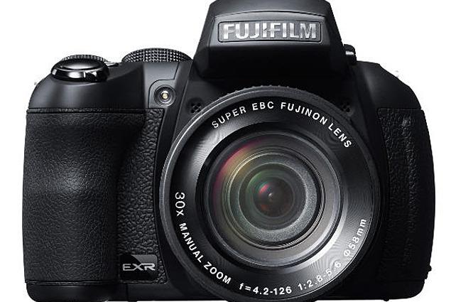 FUJIFILM Finepix HS30EXR Коментарите