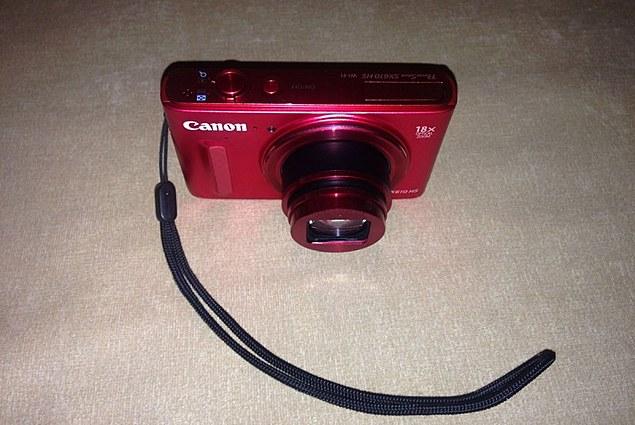 Canon SX 610 HS wifi Ocene