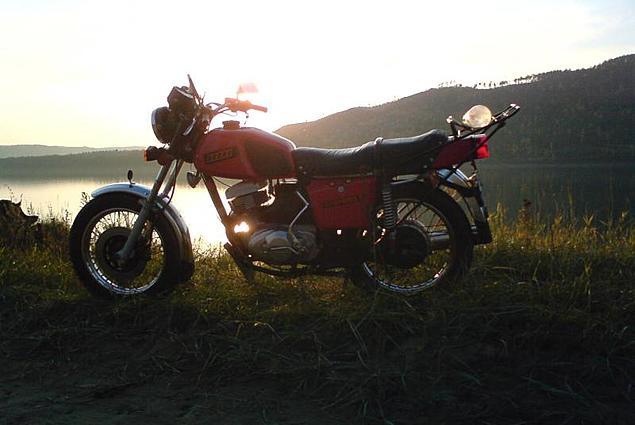 Motornih koles in mopedov IZH Planeta 5 - 1993 Ocene