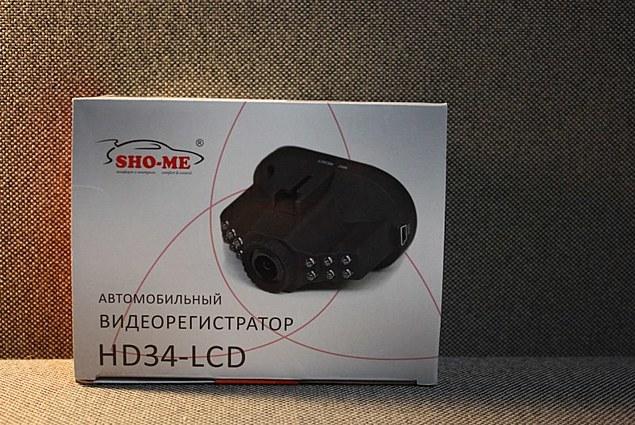 Видеорегистратор Sho-Me HD34-LCD Comments