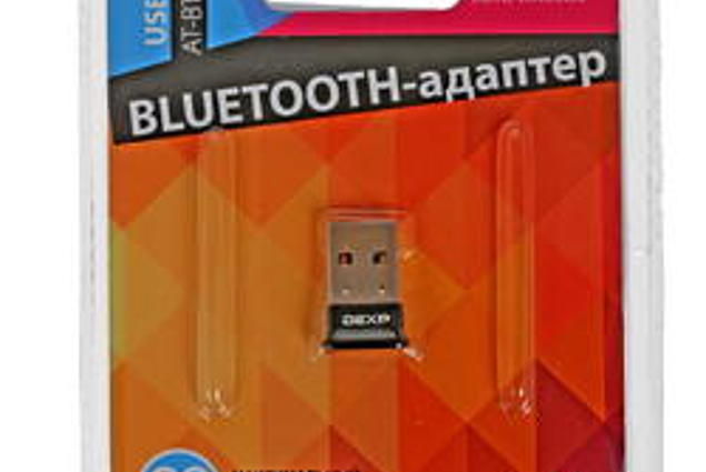 Adaptador Bluetooth DEXP AT-BT403A Comentarios